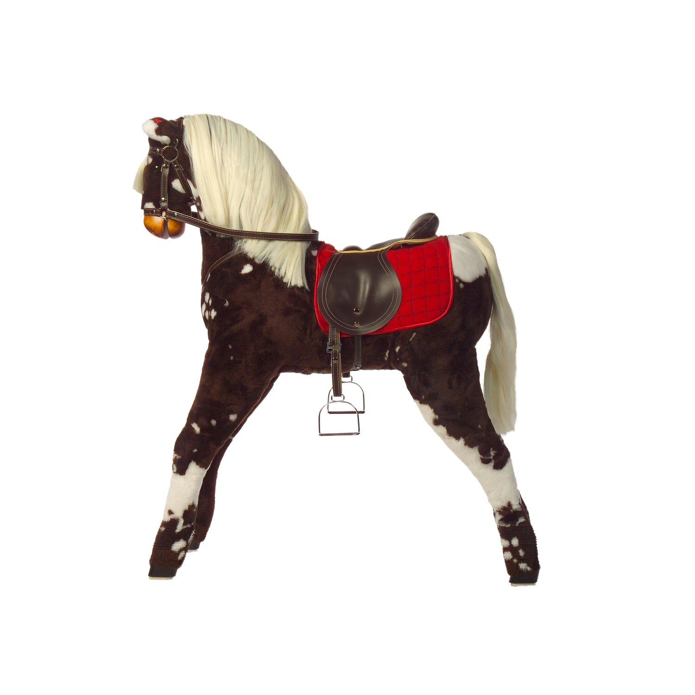 plüschpferd reitpferd la fenja